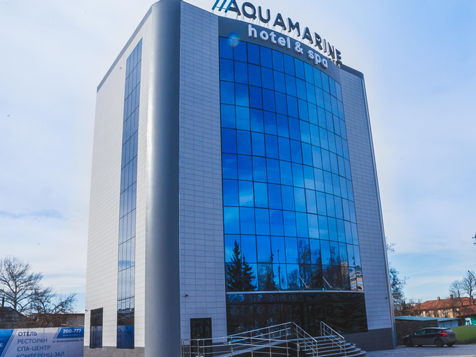 Aquamarine Hotel and Spa, Kursk