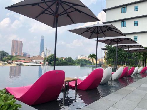 Popular KL Suites @ Opus, Kuala Lumpur