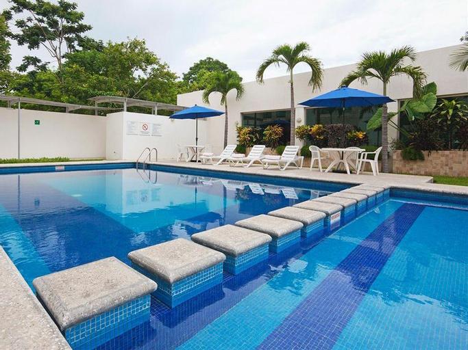 Holiday Inn Express Paraiso - Dos Bocas, Paraíso
