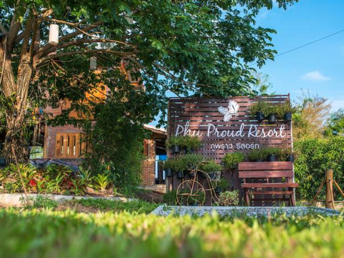Phu Proud Resort (Pet-friendly), Pa Sang