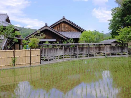民宿別荘まんのう清流庵, Mannō