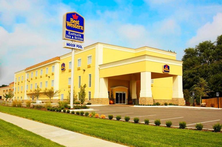 Best Western Plus Eastgate Inn and Suites, Sedgwick