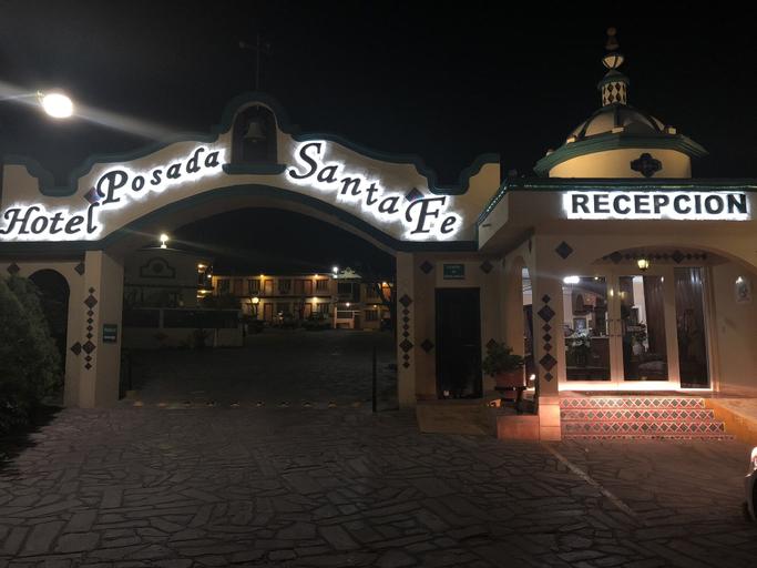 HOTEL POSADA SANTA FE, Sabinas