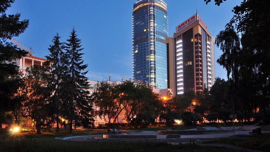 Antey Hotel, Ekaterinburg gorsovet