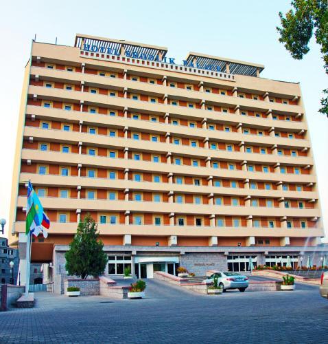 Shodlik Palace, Tashkent City