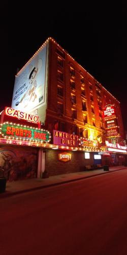 Hotel Nevada & Gambling Hall, White Pine