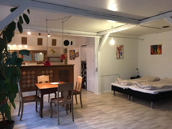 Studio Apartment in Højer, Tønder