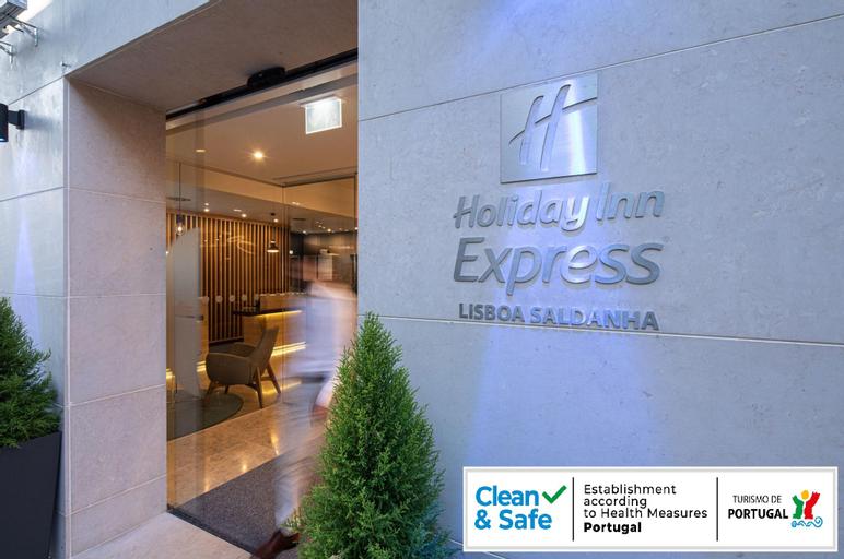 Holiday Inn Express Lisbon - Plaza Saldanha, Lisboa