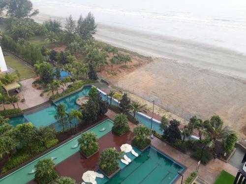 Timurbay STUDIO APARTMENT Seaview and Poolview by Dbayu - MU5LIM ONLY, Kuantan