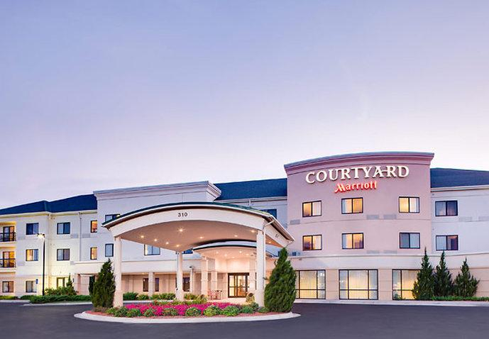 Courtyard by Marriott Junction City, Geary