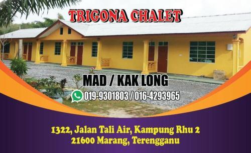 Trigona Chalet, Marang