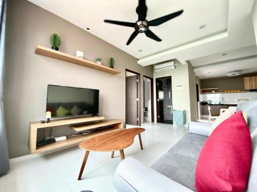 Homie20@The Height Residence/6-8Pax人, Kota Melaka