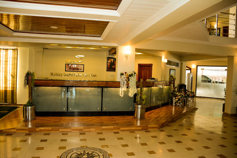 Holiday Grand Resort Bhurban (Pet-friendly), Rawalpindi