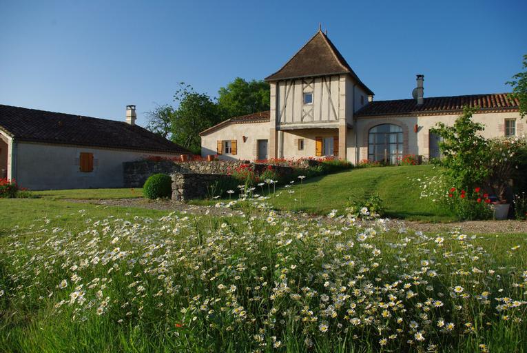 Le hameau des Coquelicots, Lot-et-Garonne