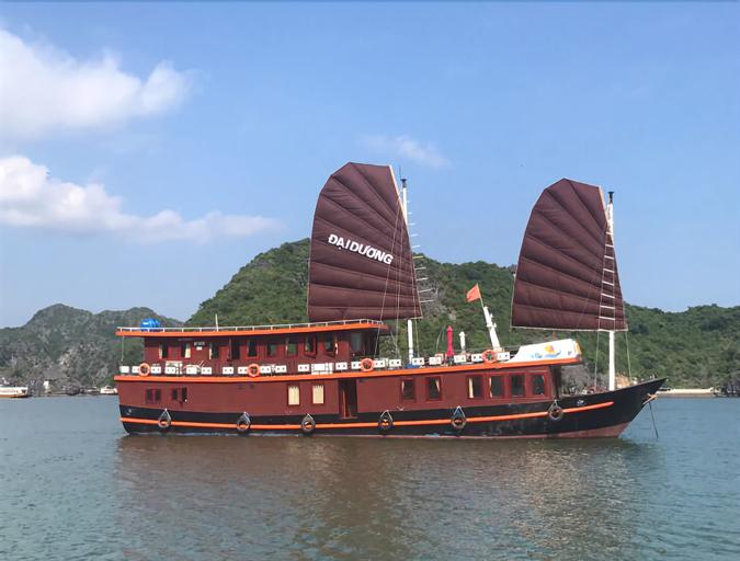 Ocean Cruise, Cát Hải