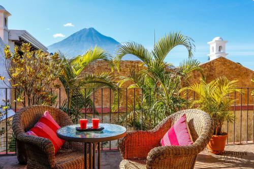 Casa la Ermita, Antigua Guatemala