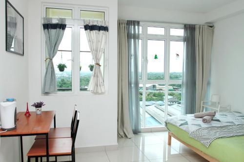 KSL Residence Daya near Austin n Tebrau by Popular Host, Johor Bahru