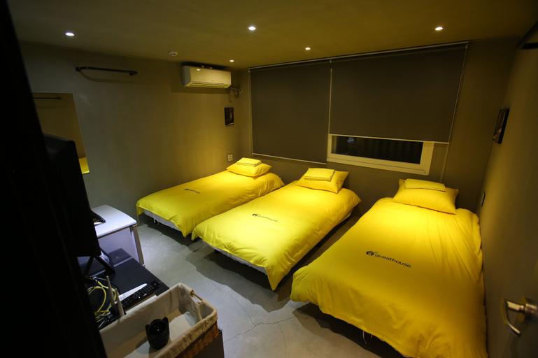 24 Guesthouse Garosu-gil (Gangnam), Seongdong