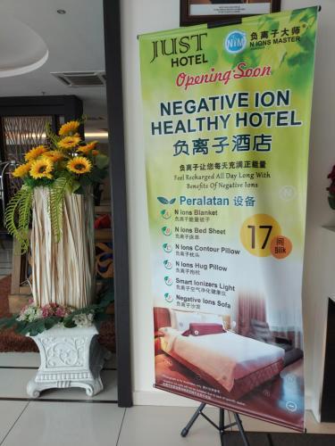N IONS HEALTHY HOTEL, Batu Pahat