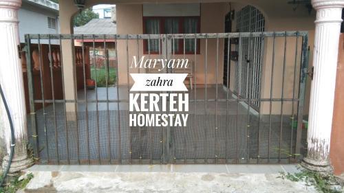 MARYAM ZAHRA KERTIH HOMESTAY, Kemaman