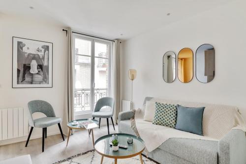 156 Suite Marlene, 1 BDR APT, Brand new, Paris, Paris