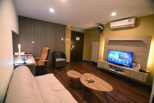 Cosy private suite Nexus Regency USJ Shah Alam, Klang