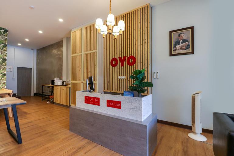 OYO 814 Nature Hostel, Lak Si