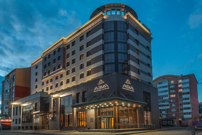 Asia Business Hotel, Minusinskiy rayon