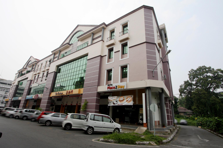 Place2Stay @ City Centre, Kuching