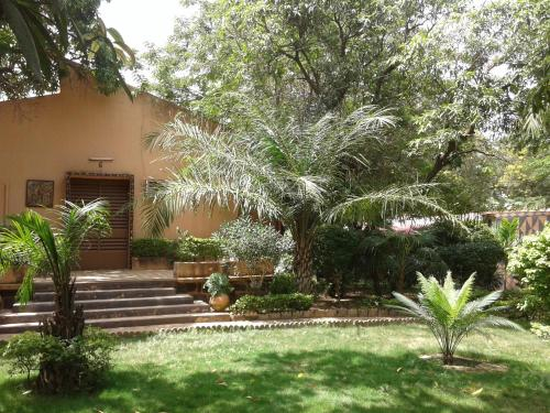 Hotel Les Palmiers, Kadiogo