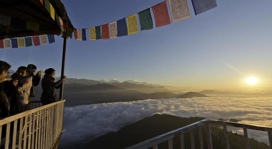 Sarangkot Sherpa Resort, Gandaki