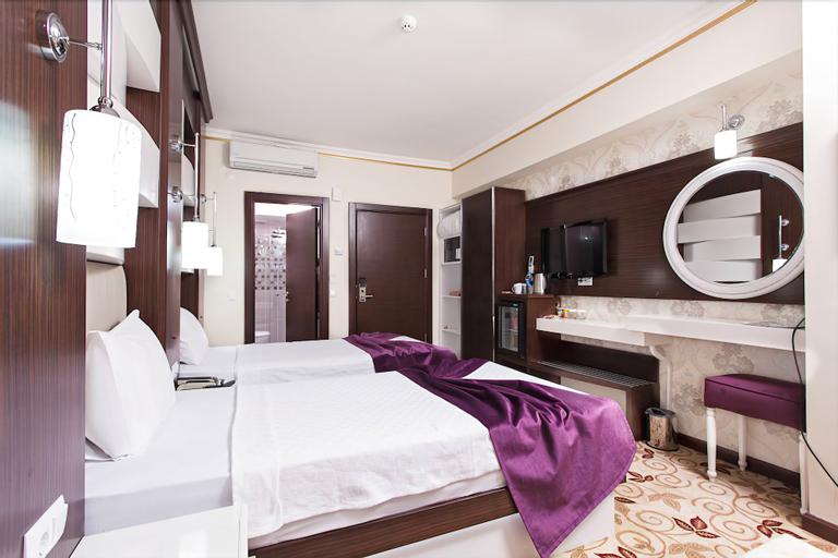 Ilbey Hotel, Merkez