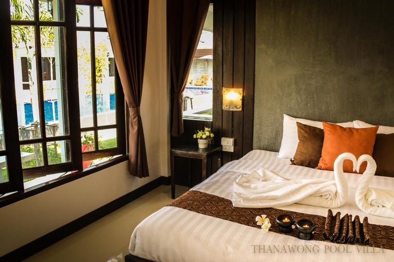 Thanawong Pool Villa, Muang Sukhothai