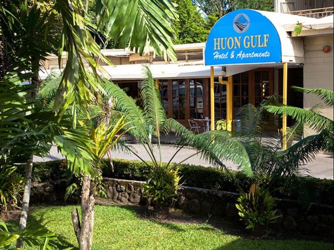 Huon Gulf Hotel, Lae