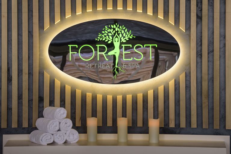 Forest Retreat & Spa, Oveselu