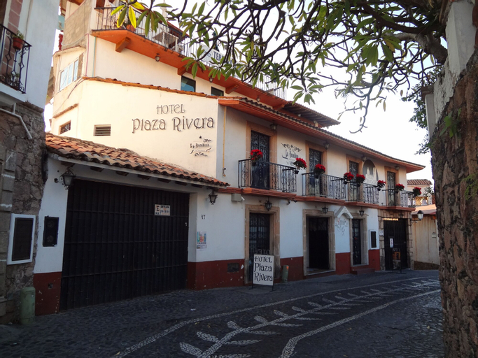 Hotel Plaza Rivera, Tetipac