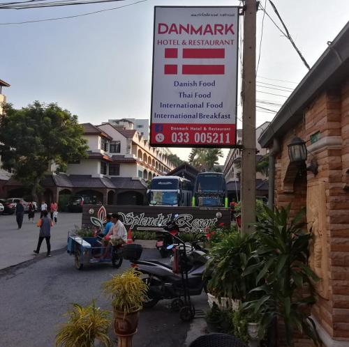 Hotel Danmark - 100 meter from the beach, Pattaya