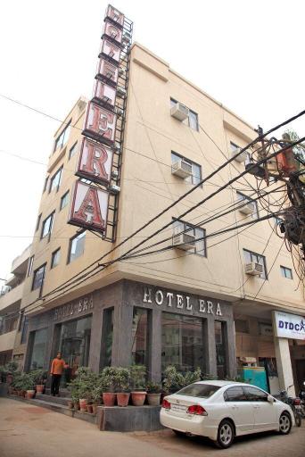 Hotel Era, West