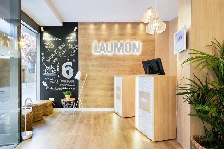 Laumon, Barcelona