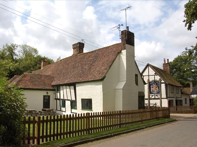 The Brocket Arms, Hertfordshire