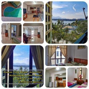 Marina Cove Resort Homestay AzzaroHome 2ROOM, Manjung