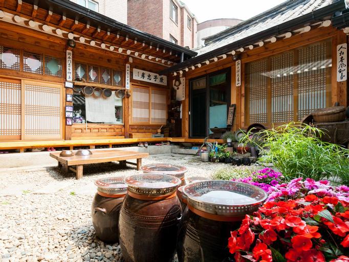 Hanok Eugene's House Dongdaemun, Seongbuk