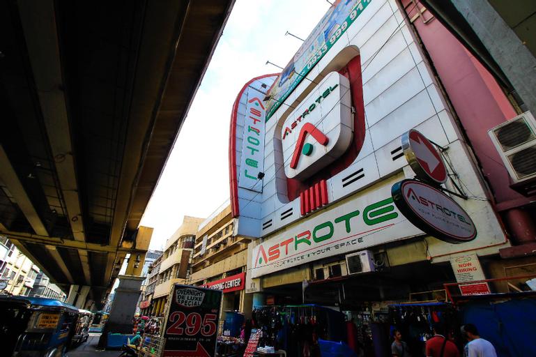 Astrotel Avenida, Manila