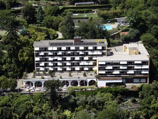 Parkhotel Brenscino, Locarno