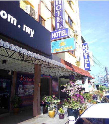 Dboss Hotel, Mersing