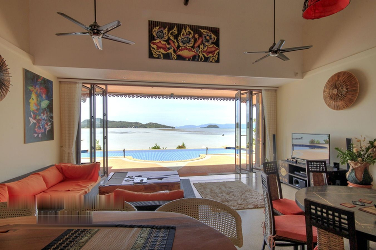 5 Bedroom Sea Front Villa - Koh Phangan, Ko Phangan