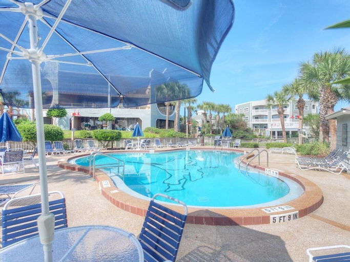 Hibiscus 301D - Two Bedroom Condo with Ocean View, Saint Johns