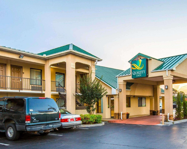Quality Inn Dahlonega Near University, Lumpkin