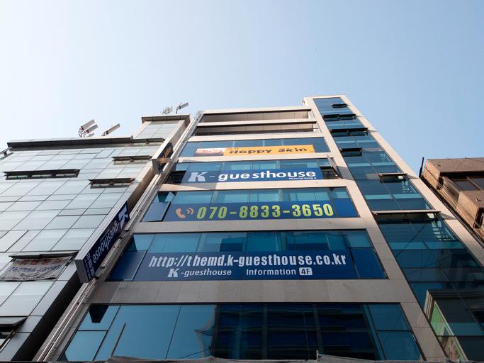 K-Guesthouse Myeongdong 2, Jongro