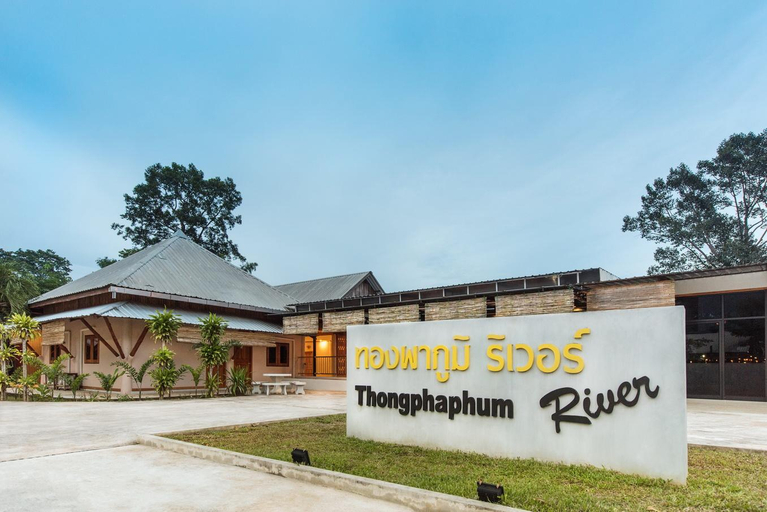 Thongphaphum River, Thong Pha Phum